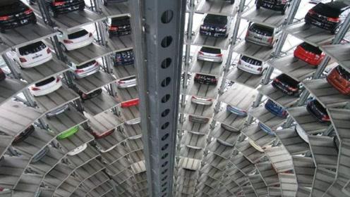 为什么日本车子这么多,却很少堵车和停车难?看看停车场就知道了