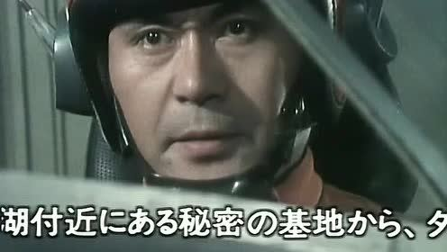 奥特曼大战假面骑士【喷气威托vs旋风号】