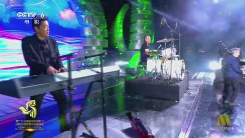 电影节吴彤和音乐人演绎器乐歌曲《交响和鸣》!国际范十足