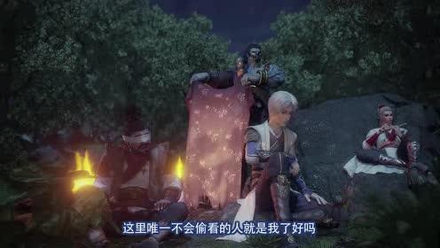 画江湖不良人:圣童中了回魂引!李茂贞想找到他不难啊!