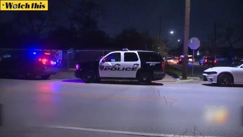 一日两起 美国德克萨斯州和阿肯色州两名警员遭枪杀