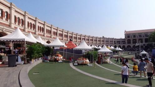 天津五大道景区,满大街小洋楼,民国时的富人居住区!