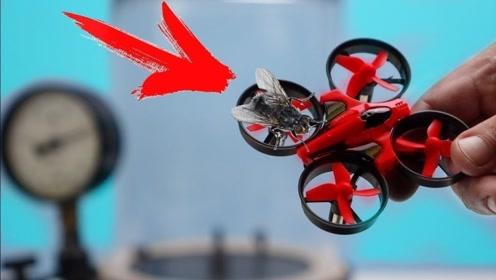 将无人机放入真空中,它还能飞起来吗?结果出乎意料!
