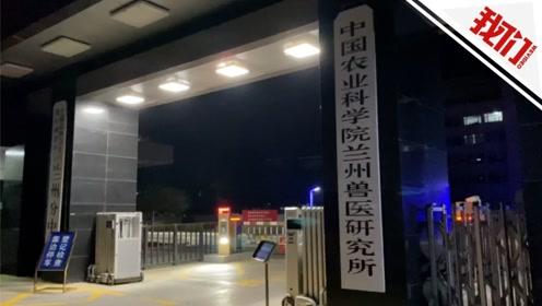 中国农业科学院通报兰州兽研所布病事件 发现失职失责将严肃问责