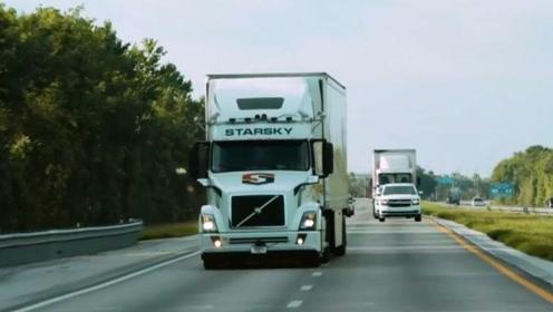 重型卡车也无人驾驶了,消除盲点,还是马路杀手吗