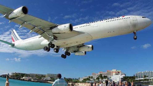 世界最危险的机场,飞行员都是万里挑一,游客也是大神!