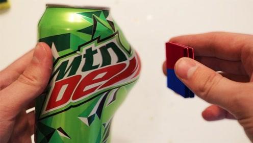 最强磁铁到底有多厉害?老外做完测试后,都傻眼了!