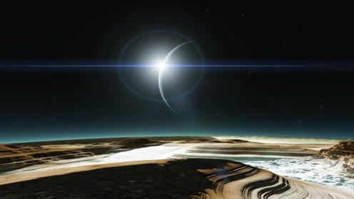 温度低至零下179℃,外观与地球相似,这颗星球或藏有大片海洋