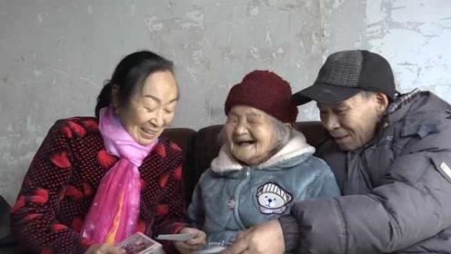 未婚夫为国捐躯,她守诺言携现任丈夫供养烈士母亲,尽孝40年