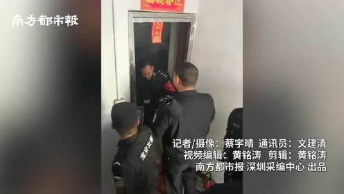 深圳一家长烧水忘关火引发火灾,3名儿童被反锁屋内,阳台冒浓烟