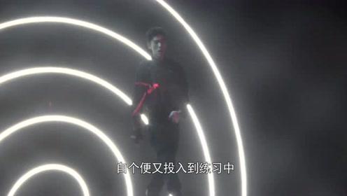 王子异最新MV拍摄现场曝光 一身酷黑装扮简直A到爆