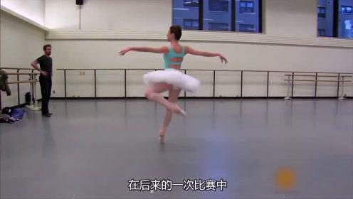 舞蹈女孩自小失去双亲,连参赛的舞鞋都买不起,网友:真可怜