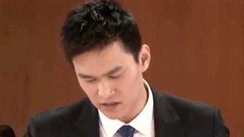 因翻译不准需要双方再次提供笔录等原因 孙杨案将推迟宣判