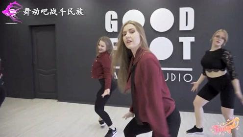 """好看!俄罗斯舞蹈老师演示""""现代爵士舞"""",太有味道了"""