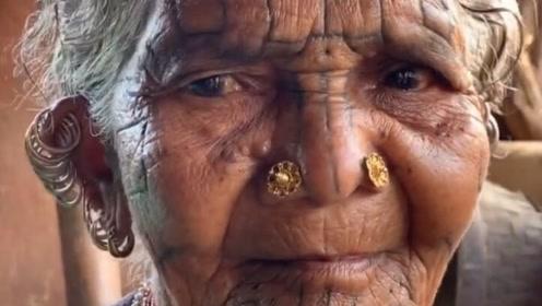 印度人变老之后是这样的吗?真是太奇怪了