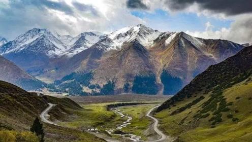 这座雪山有点牛,海拔5000多米位于赤道边,却能享受真正的冰火两重天!