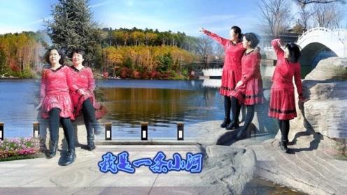 超级舒展的蒙古舞,舒筋活络,适合有肩周炎的友友们常跳!