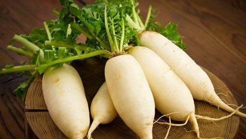 萝卜和它一起吃,一辈子不得血栓,癌症、血糖躲着你走,排除毒素