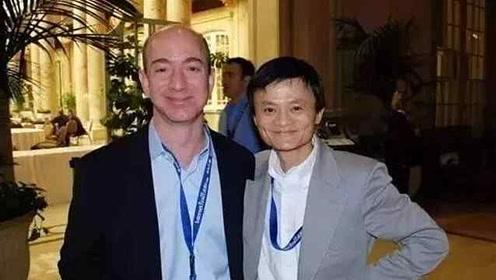 全球最佳商业领袖马云第二,贝索斯第一