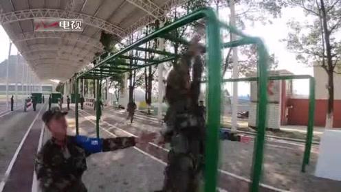 一镜到底 满分+ 特战队员实装通过200米障碍