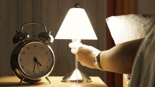 晚上开灯睡觉导致肥胖?观察女性后发现…