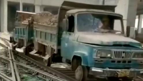 货车开出了火车的感觉,牛逼拉克斯