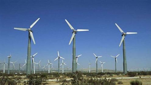 转速非常缓慢的风力发电机,为啥还能产生电能?看完明白了