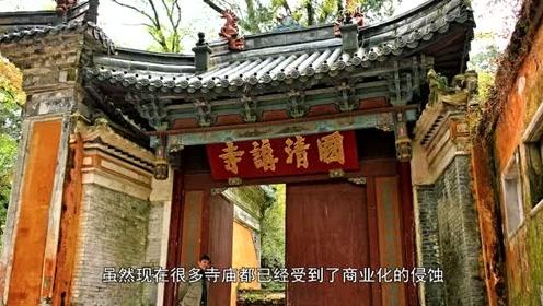 """我国最""""低调""""的千年古寺:日本人称为祖庭,国内却鲜有人知?"""