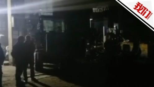 杉木树煤矿事故井下救援进行中:已确定14名失联人员大概位置