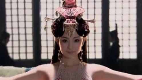 """杨幂18岁身材有多火辣?看到她""""舞姬""""照曝光:人间""""苏妲己"""""""