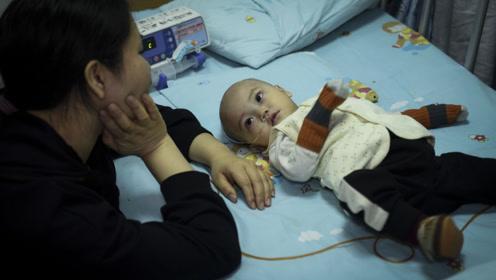 4年前大宝从发病到夭折不到2个月,今妈妈再要二宝发现更悲剧了