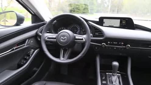 内饰细节体验分析,2019款 Mazda3 GT