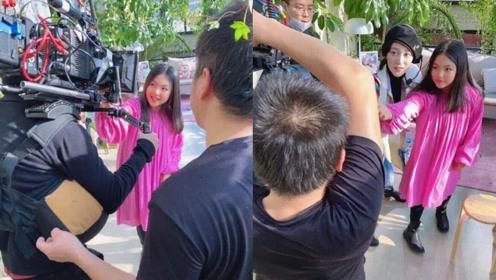 王诗龄晒美照,游玩还带着专业摄影师,超大牌
