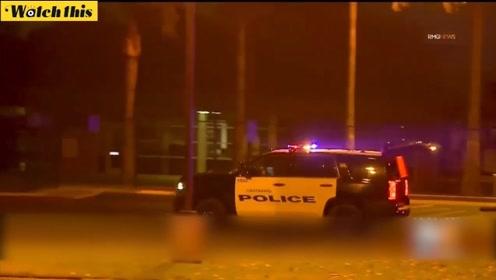 美国加州安大略市发生枪击案 3人死亡其中2名儿童