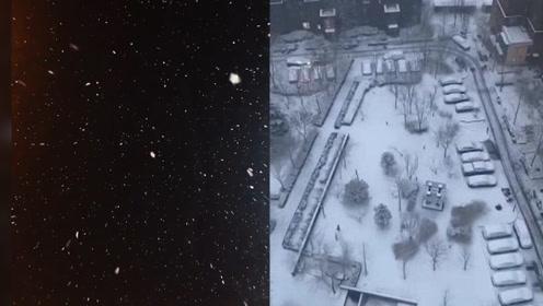 安排上了!北京喜提今冬第二场雪 一夜变北平 南方同学羡慕哭了