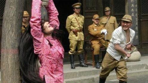 二战时美国女性被俘,日军如何对待?手段让人承受不了,直接吓晕