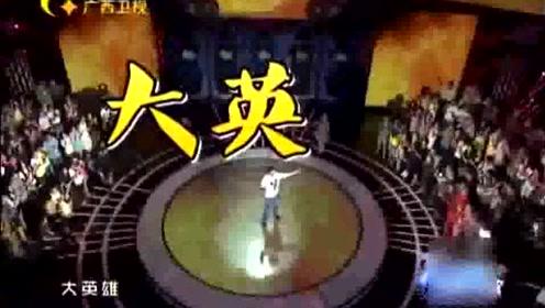 张学友与钟镇涛同框唱起《谁是大英雄》,不同的曲风,相同的霸气