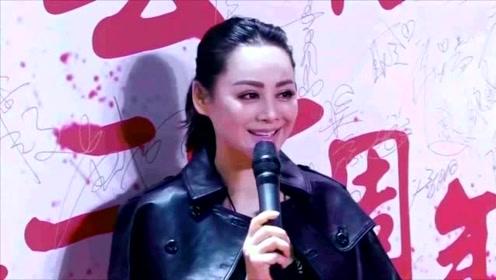宁静赞郑爽是个好演员 年轻青春漂亮眼睛会说话