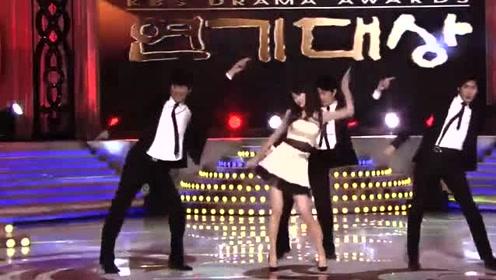 少女时代允儿跳超可爱的《Honey》舞蹈,动作太萌了!