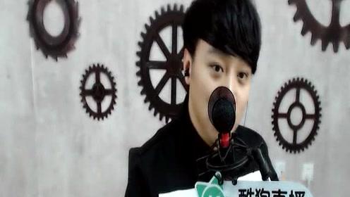 李圣杰小师弟张丹锋直播间献唱《痴心绝对》相似度达到100%!