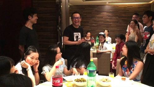 2017暑期武哥面授口译班致词小视频