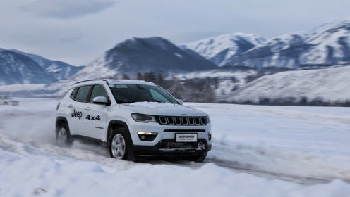 "1.4T加9AT加四驱只要不到20万 这辆Jeep在冰雪中有没有丢""4X4""的脸"