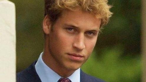 威廉王子20年来的发型变化 原来他曾这么帅