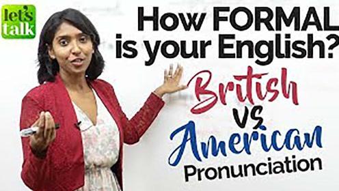英音美音有什么不同?标准外语发音原来这些点都需要注意!