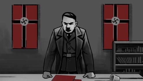 盟军真鸡贼,希特勒在诺曼底被如此玩弄,简直大快人心!