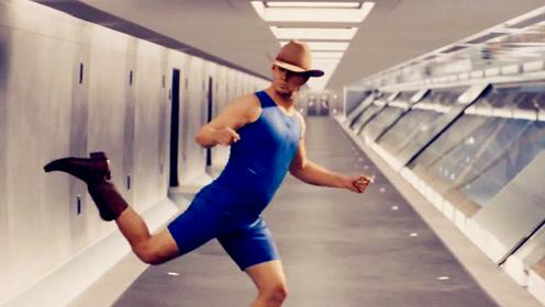 《王牌特工2》最新电视预告,钱老板又要跳舞了