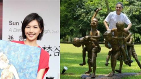 孙燕姿为坐公共雕像道歉:一时糊涂做了错误的示范