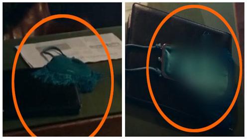 《和平饭店》穿帮镜头:诡异!陈佳影的手包竟会自己移动