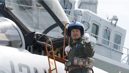 《Hi 中国人》中国舰载战斗机飞行员