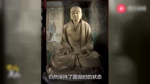 山西一寺庙发现15尊佛像,尊尊都是肉身佛!